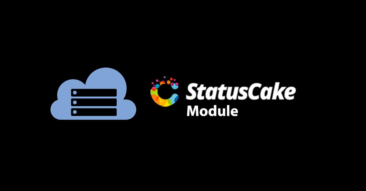 StatusCake Module